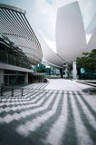 Urban landscape of Singapore Royalty Free Stock Images
