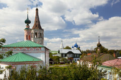The urban landscape. Suzdal. Russia Stock Image