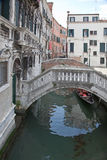 Urban landscape. Venice Royalty Free Stock Photo