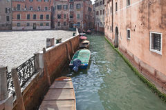 Urban landscape. Venice Royalty Free Stock Photos
