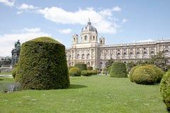 Urban landscape. Vienna Royalty Free Stock Image