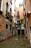 Urban lanscape in Venice Stock Photography
