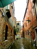 Urban lanscape in Venice Royalty Free Stock Photos