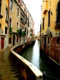 Urban lanscape in Venice Royalty Free Stock Photo