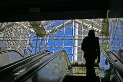 Urban life Stock Photography