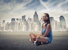 Urban life Royalty Free Stock Images