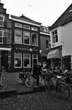 Urban life in Alkmaar 21 Royalty Free Stock Photography