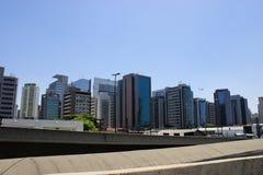 Urban life - Sao Paulo / Brazil Stock Images