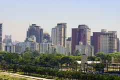 Urban life - Sao Paulo / Brazil Stock Photo