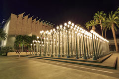 Urban light, Los Angeles Stock Photography