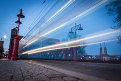 Urban light Stock Photography