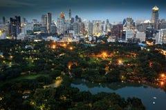 Urban Living in Bangkok Royalty Free Stock Photos