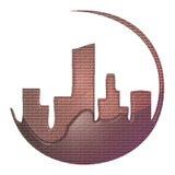 Urban. Logo created using illustrator Stock Images