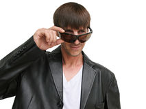 Urban Male - Shades Stock Photos