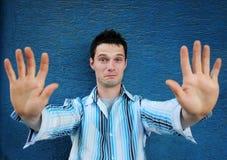 Urban man Royalty Free Stock Image