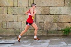 Urban Marathon Stock Photos