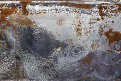 Urban metal background Royalty Free Stock Image