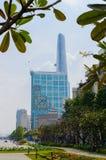Urban modern architecture Royalty Free Stock Image