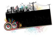 Urban Music Stock Image