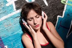 Urban Music Royalty Free Stock Images