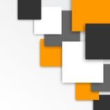 Urban orange Royalty Free Stock Image