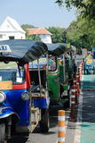 Urban passenger transport in Thailand Stock Photos