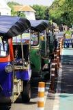 Urban passenger transport in Thailand Stock Photography