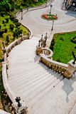 Urban path royalty free stock image