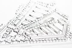 Urban Planning Royalty Free Stock Photos
