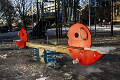 Urban playground Royalty Free Stock Image