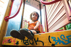 Urban playground Stock Photos