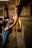 Urban Portrait Royalty Free Stock Photos