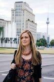 Urban Professional Female Stock Photo