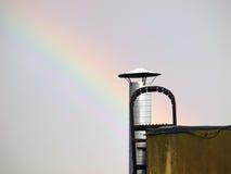 Urban rainbow Stock Photos