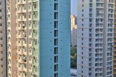 Urban Renewal of Public house in Hong Kong. Public house in Hong Kong at Ngau Tau Kok royalty free stock photos