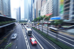 Urban roads Stock Image