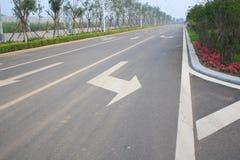 Urban roads Royalty Free Stock Image