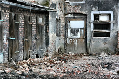 Free Urban Ruins Stock Photos - 3845663