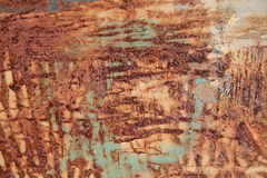 Urban rust texture Stock Images