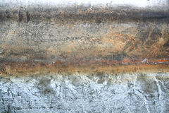 Urban rust texture Royalty Free Stock Image