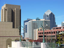 Urban San Diego Stock Photo