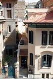 Urban scene of eternal city Rome, Italy Royalty Free Stock Image