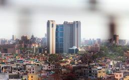 Urban Scene of India Stock Image