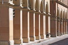 Urban scene in Italy Stock Images