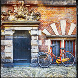 Urban scenery of Holland Royalty Free Stock Images