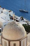 Urban scenic of Santorini Island Royalty Free Stock Photography