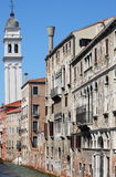 Urban scenic of Venice Royalty Free Stock Photography