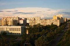 Urban settlements Stock Photos