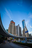 Urban of Shanghai oh China; Stock Image
