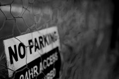 Urban Sign Royalty Free Stock Images